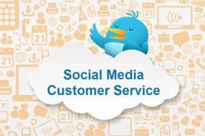 social media in customer service